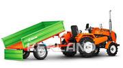 Прицеп Kerland Керланд П-2000/1 к мини-трактору (самосвальный)