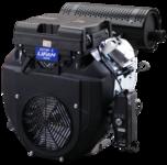 Двигатель Lifan LF2V78F-2A вал 25 мм катушка 20 Ампер